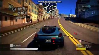 Driver San Francisco gameplay: Russian Hill Racers Challenge