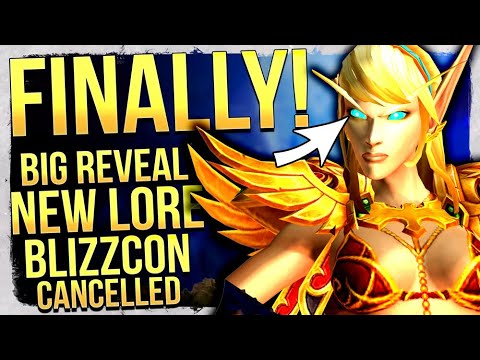 Blizz 180'd - HIGH ELVES! New Leveling System, DARKNESS Of Shadowlands' Heart + Major Reveal Inc