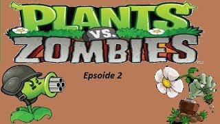 Plants vs Zombies - Epsoide 2