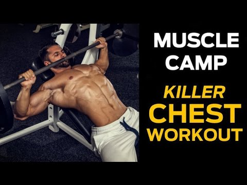 3 Highly Effective Chest Workout Techniques For A Bigger Killer