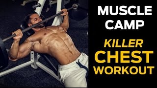 3 Highly Effective Chest Techniques For A Bigger Chest (killer Chest Workout)