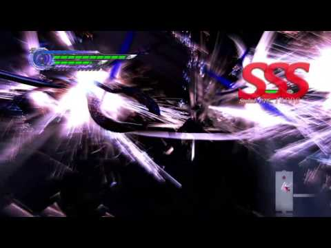 Blugraves WOAH Moment Devil May Cry 4 Special Edition Vergil