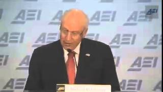 Cheney: To Prevent Afghanistan Ending Up Like Iraq, Stop The Troop Withdrawal
