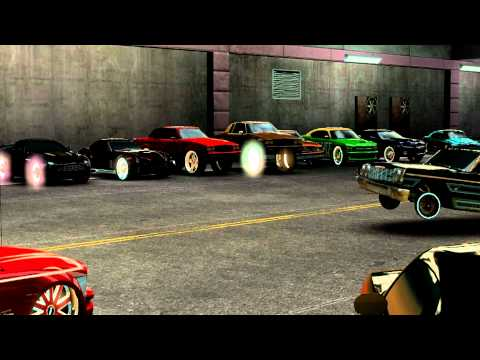 MCLA MIDNIGHT CLUB LOS ANGELES 'CRUISE ONLINE SLABS DONKS' 1080p DRZLENT