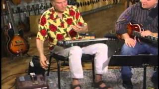 Country Rock Lap Steel Guitar Legend Al Perkins