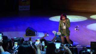 Yeng Constantino and Daniel Padilla Concert Live in Milan | part 1 YC