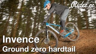 Biketest Invence Ground Zero -  Ridez.cc