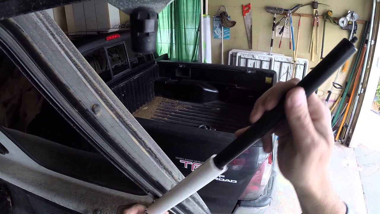 How to Repair a Hydraulic Window or Hood Lift Strut
