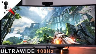 Aftershock X340 100Hz 3440x1440 Ultrawide Monitor Review