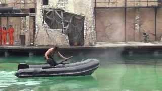 Download Video John Rambo Stunt Show - Movieland 2014 MP3 3GP MP4