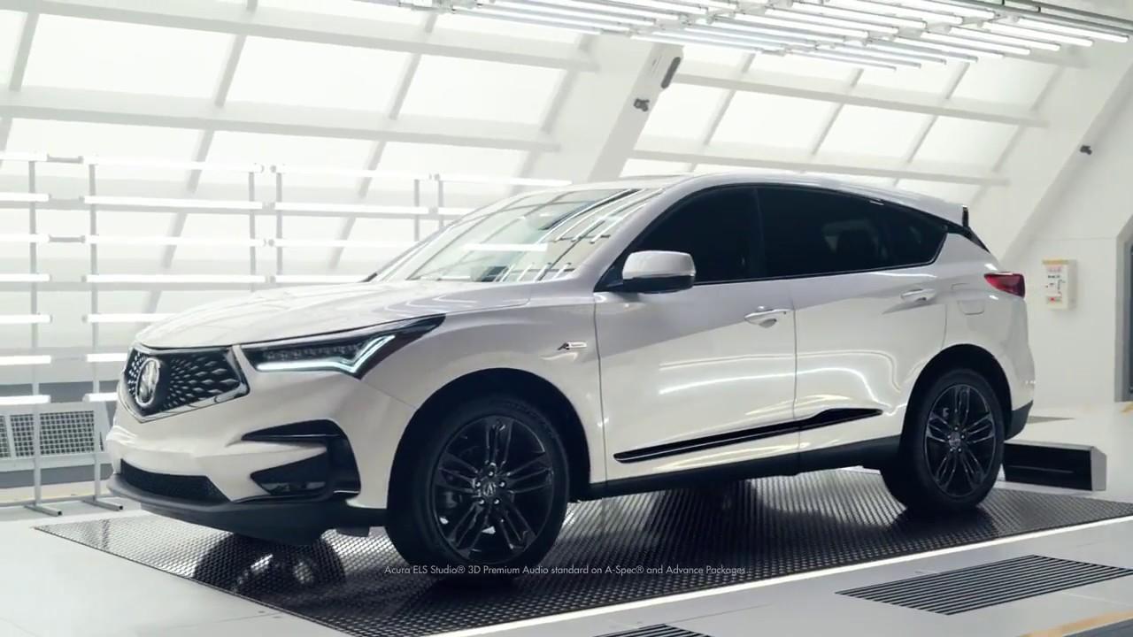 2019 Acura Rdx Els Studio Speakers Youtube