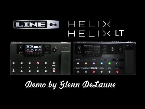 line 6 helix helix lt guitar pickup simulation patches demo by glenn delaune youtube. Black Bedroom Furniture Sets. Home Design Ideas
