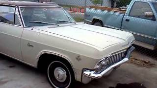 My 1965 chevy caprice 4door