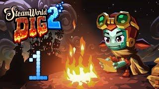 SteamWorld Dig 2 - Прохождение игры на русском [#1]   PC