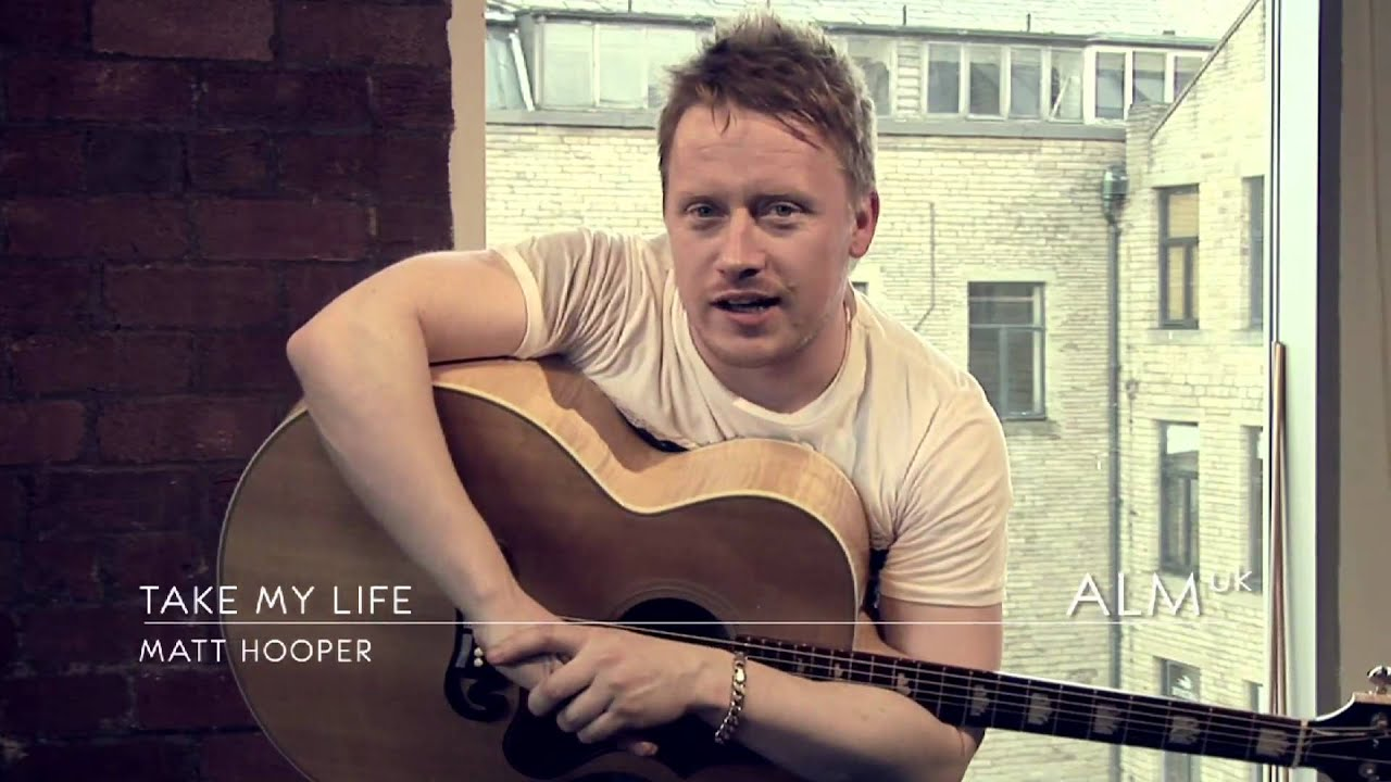 ALM:uk | Take My Life Song Story