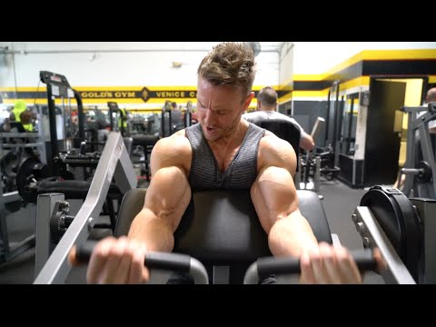 Pump Up Those Biceps & Forearms - Rob Riches