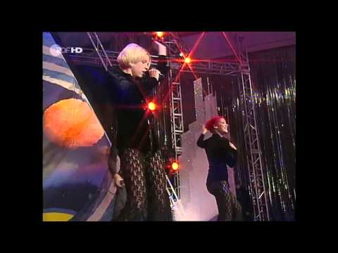 Mr  President    Coco Jamboo live @ Die ZDF Kultnacht Let's Have A Party! 2009