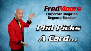 Fred Moore  The trick that fools 1 person