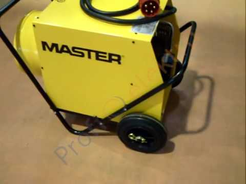 Електрически калорифер MASTER B 18 EPR #blVRkLBdEsc