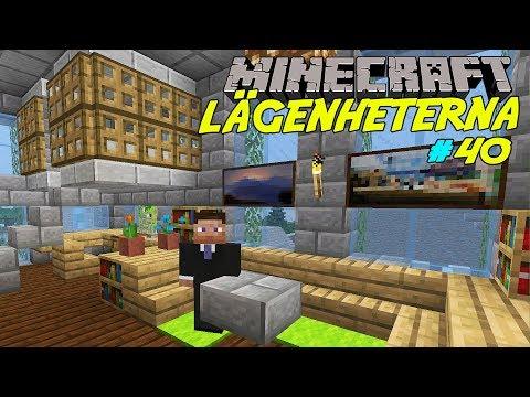 INREDER LÄGENHETERNA  Minecraft med SoftisFFS  Säsong 2 - 40