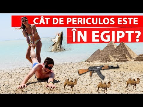 Cat de periculos este in Egipt?