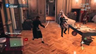 Assassin's Creed® Unity funny glitch