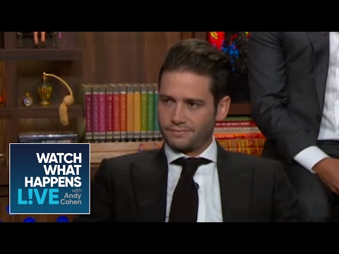 The Million Dollar Listing LA Men Rate The Real Housewives' Estates | WWHL