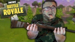 THE WORST FORTNITE PLAYER | Fortnite: Battle Royale