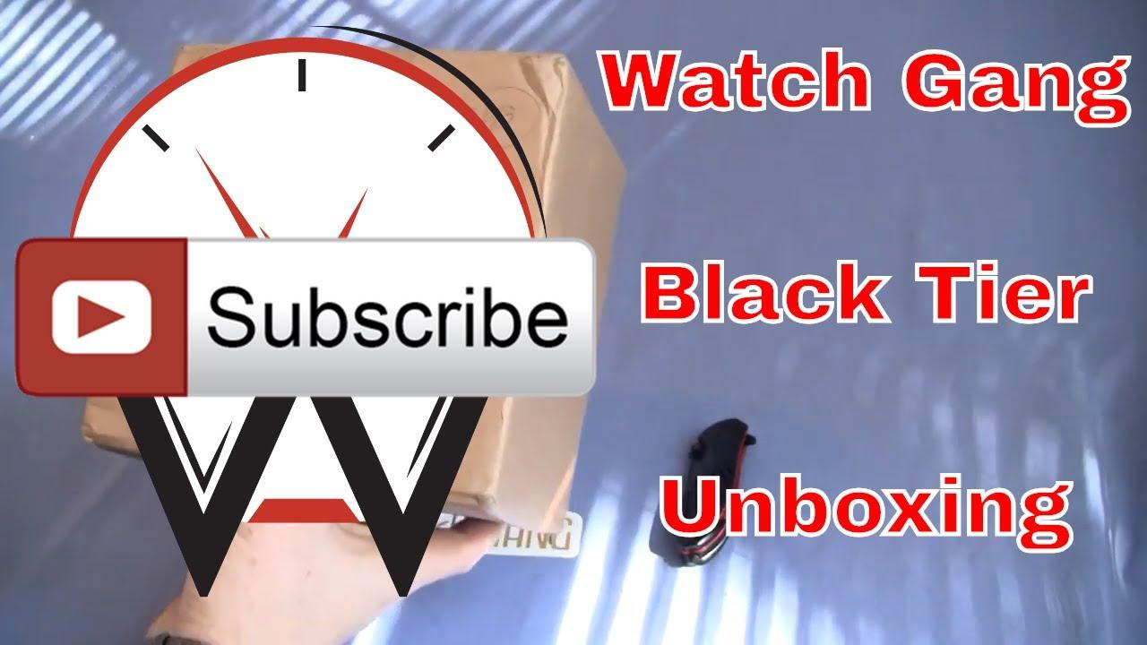 September Watch Gang Black Review Armand Basi Rocket Watch Youtube