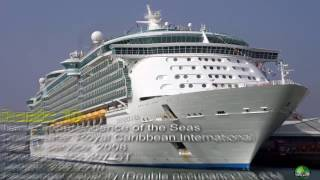 The top 10 largest cruise ships in the world 2016