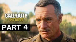 CALL OF DUTY WW2 #4 FULL HD 60FPS | No Comentado | Español | Gerardo Chávarry