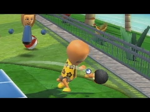 Wii Sports Resort Raging And Funny Moments - Table Tennis