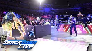 Video Naomi helps Jimmy Uso defeat Rowan: SmackDown LIVE, April 24, 2018 download MP3, 3GP, MP4, WEBM, AVI, FLV Juni 2018