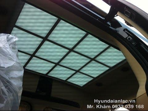 B n Hyundai Starex Limousine 9 ch 2016 giao xe ngay 0909 205 245