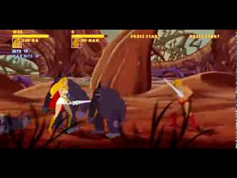She-Ra and He-Man gameplay with DOWNLOAD LINK Travel Video