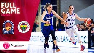 BLMA v Fenerbahce Oznur Kablo - Full Game - EuroLeague Women 2019-20