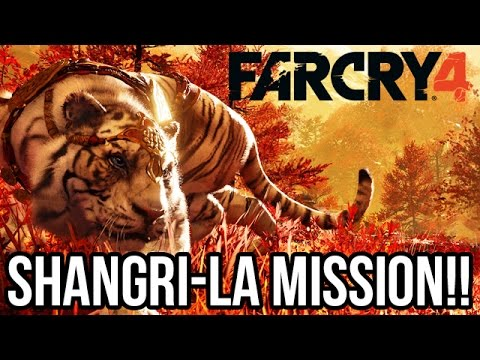 Far cry 4 gameplay walkthrough first shangri la mission ps4 1080p