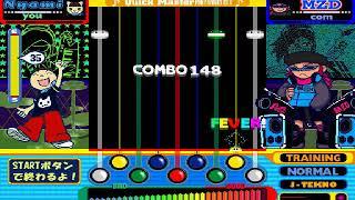 [POP'N MUSIC CS5] J-テクノRemix - Quick Master Millennium mix (N)