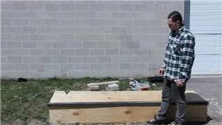 Skateboarding Gear : How To Make Your Own Skateboard Grind Box
