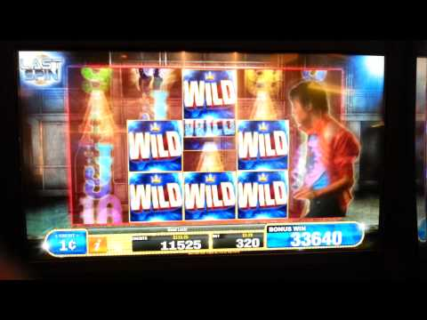 michael jackson slot machine big win