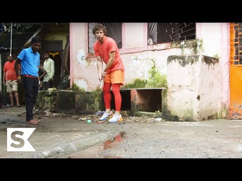 Adventures in Golf: Slum Golf in Mumbai