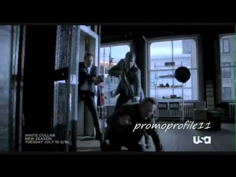 Download White Collar - Official 401 Promo (Wanted . #2 . Returns 10th July 2012)
