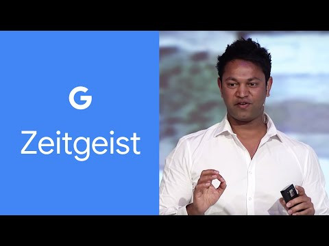 Saroo Brierley - Zeitgeist Americas 2013