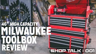 "Video Milwaukee 46"" High Capacity Storage Toolbox Review download MP3, 3GP, MP4, WEBM, AVI, FLV Juni 2018"