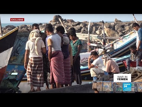 EXCLUSIVE - Hodeida Port, Yemen's lifeline to the outside world