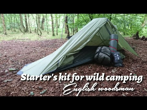 Low Budget Camping Equipment For First Time Camping BUT ONLY Suitable For 2 Season Camping