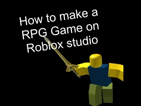 How To Make An RPG Game In Roblox Using L RPG KIT L By Evercyan [Part1]