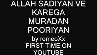 Allah sadiyan ve karega muradan poriyan - youtube -flv.flv