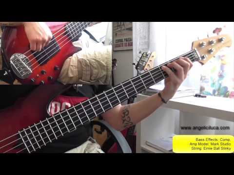 Turn Your Love Around - George Benson - Bass Cover