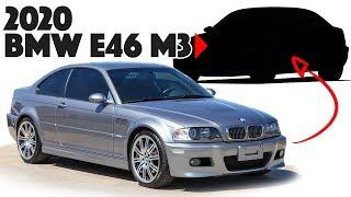 BMW M3 E46 Re-design - Stranger Things